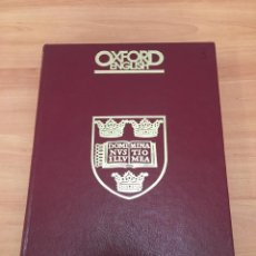 Libros de segunda mano: OXFORD ENGLISH. Lote 197049065