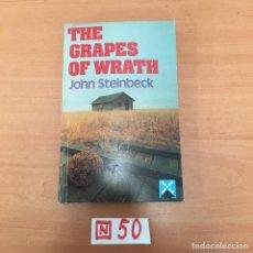 Libros de segunda mano: THE GRAPES OF WRATH. Lote 197149295