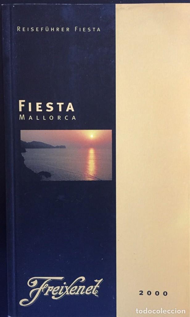 MALLORCA GUÍA DE ATRACTIVOS Y RESTAURANTES AÑO 2000, EN LENGUA ALEMANA (Libros de Segunda Mano - Otros Idiomas)