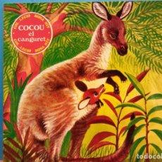 Livros em segunda mão: COCOU EL CANGURET. ANNE MARIE DALMAIS. EDICIONES SUSAETA. . Lote 197539040