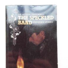 Libros de segunda mano: THE SPECKLED BAND AND OTHER STORIES - SIR ARTHUR CONAN DOYLE. Lote 197669407