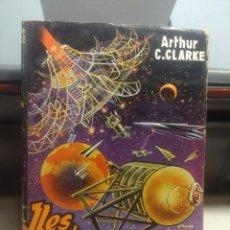 Libros de segunda mano: SF ARTHUR C. CLARKE : ILLES DE L´ESPACE ( EDITIONS FLEUVE NOIR ANTICIPATION . Lote 198771826