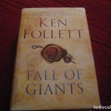 Libros de segunda mano: FALL OF GIGANTS KEN FOLLETT TAPA DURA INGLES BUEN ESTADO. Lote 198852215