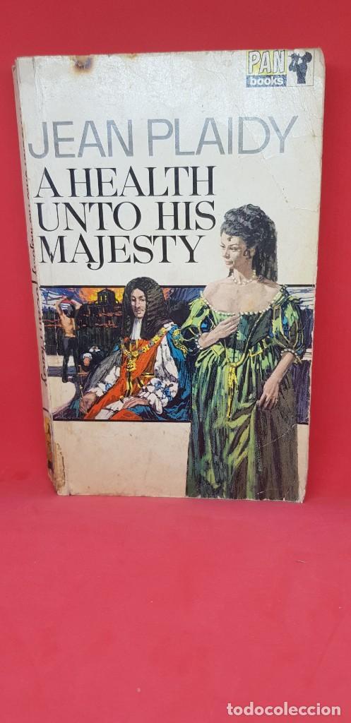 A HEALTH UNTO HIS MAJESTY JEAN PAIDY 1970 (Libros de Segunda Mano - Otros Idiomas)