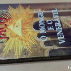 Libros de segunda mano: O MONGE E O VENERAVELCHRISTIAN JACQHISTÓRIA EM PORTUGUESP-302. Lote 199433973