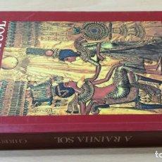 Libros de segunda mano: A RAINHA SOLCHRISTIAN JACQHISTÓRIA EM PORTUGUESP-302. Lote 199434037