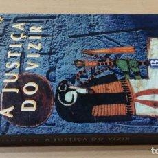 Libros de segunda mano: A JUSTIÇA DO VICIRCHRISTIAN JACQHISTÓRIA EM PORTUGUESP-302. Lote 199434126