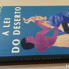 Libros de segunda mano: A LEI DO DESERTOCHRISTIAN JACQHISTÓRIA EM PORTUGUESP-302. Lote 199434143