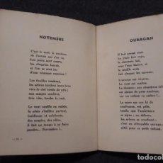 Libros de segunda mano: ARTHUR FISCHER. A TRAVÉS MON COEUR. DEDICADO POR EL AUTOR NUMERADO. 1941. Lote 199683603