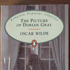 Libros de segunda mano: THE PICTURE OF DORIAN GRAY – OSCAR WILDE – PENGUIN POPUAR CLASICS . Lote 199728728