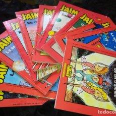 Libros de segunda mano: LOTE JAIME LIRE J'AIME LIRE 1994 FRANCÉS CUADERNO ESCOLAR HAYARD PREESE LEUNE. Lote 200266612
