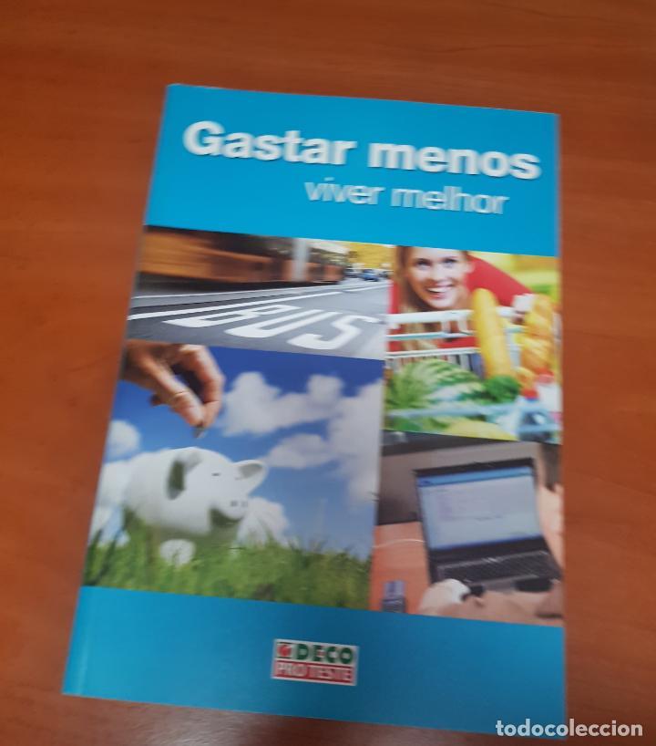 LIBRO GASTAR MENOS Y VIVIR MEJOR - PORTUGAL (Libros de Segunda Mano - Otros Idiomas)