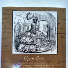 Libros de segunda mano: QUEEN LUCIA, E. R. BENSON 9781438501024. Lote 200889447