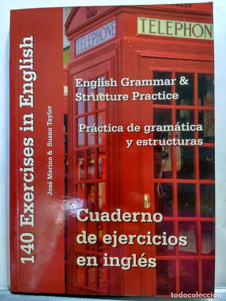 ENGLISH GRAMMAR AND STRUCTURE PRACTICE / PRÁCTICA DE GRAMÁTICA Y ESTRUCTURAS. ANGLO 9788486623839 (Libros de Segunda Mano - Otros Idiomas)