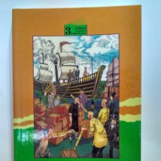 Libros de segunda mano: AROUND THE WORLD IN EIGHTY DAYS, JULES VERNE. OXFORD NIVEL 3 9780195853346. Lote 201186980