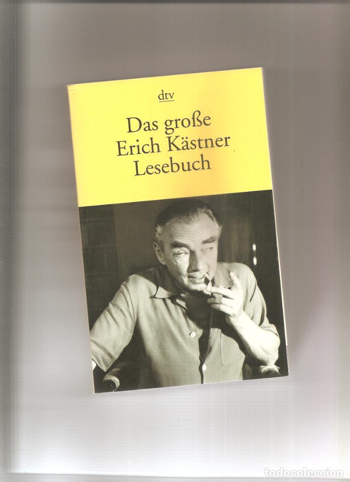 1791. DAS GROBE ERICH KASTNER LESEBUCH (Libros de Segunda Mano - Otros Idiomas)