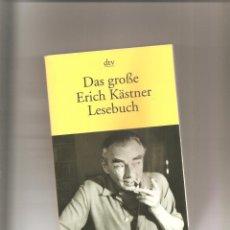 Libros de segunda mano: 1791. DAS GROBE ERICH KASTNER LESEBUCH. Lote 202246957