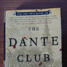 Libros de segunda mano: THE DANTE CLUB – MATTHEW PEARL – RANDOM HOUSE INC.. Lote 202301593