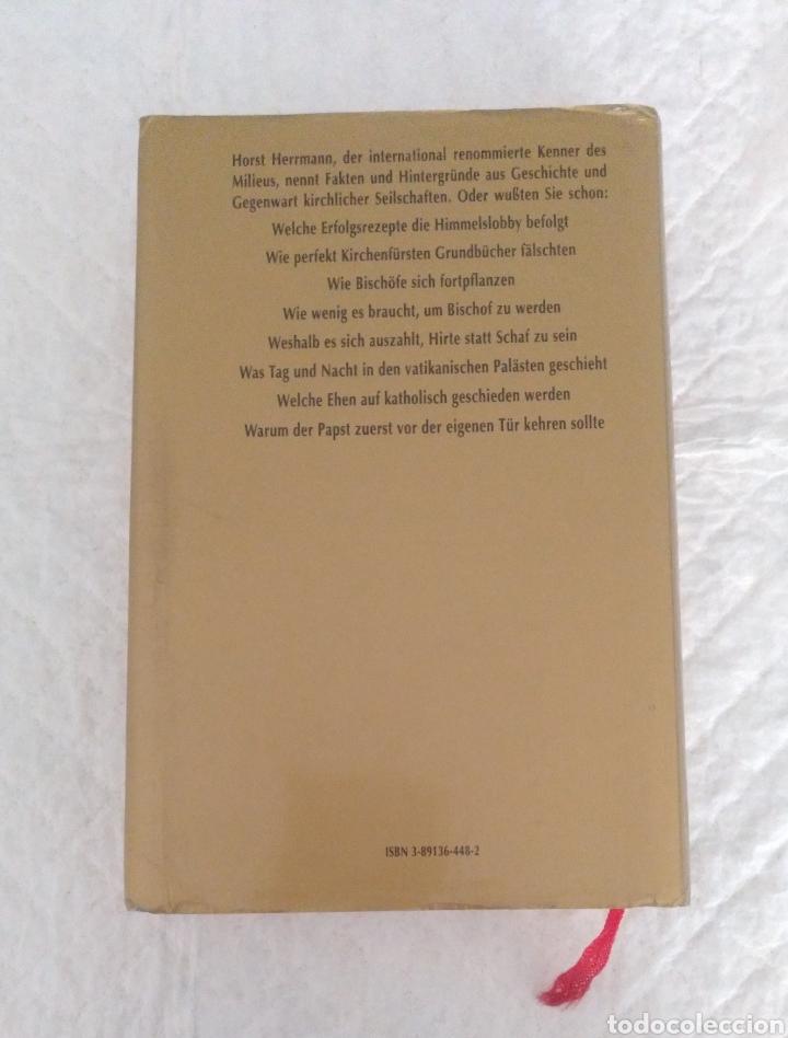 Libros de segunda mano: Kirchenfürsten. Zwischen Hirtenwort und Schäferstündchen. Horst Herrmann. Libro - Foto 9 - 202533398