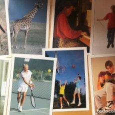 Libros de segunda mano: 24 LÁMINAS FOTOGRÁFICAS ACTIVIDADES - EDUCACIÓN INGLÉS - OXFORD UNIVERSITY PRESS - TAMAÑO 14,5X20,5. Lote 203791785