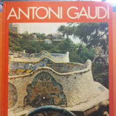 Livros em segunda mão: ANTONI GAUDÍ. LARA VINCA MASINI. EDICIONS NAUTA.. Lote 203886827
