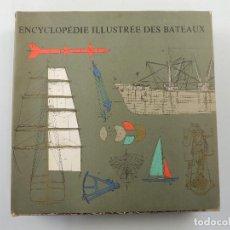 Livres d'occasion: ENCYCLOPEDIE ILLUSTREE DESW BETEAUX ROBERT LAFFONT PARIS. Lote 204758191