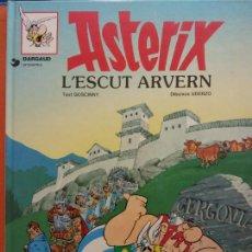 Livros em segunda mão: ASTERIX. L'ESCUT ARVERN. GOSCINNY. UDERZO. EDITORIAL GRIJALBO. Lote 205136026