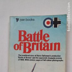 Libros de segunda mano: BATTLE OF BRITAIN. LEONARD MOSLEY. EN INGLES. TDK309. Lote 205162033