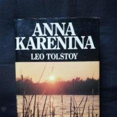 Libros de segunda mano: ANNA KARENINA - LEO TOLSTOY (ENGLISH). Lote 205399623