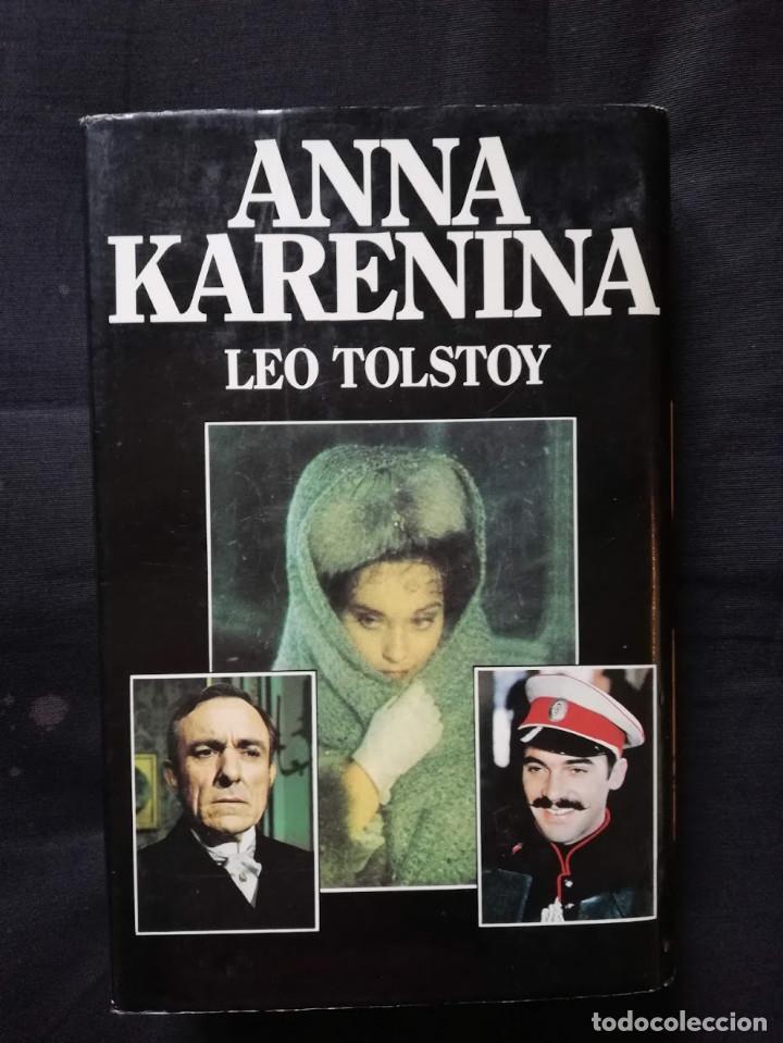 Libros de segunda mano: ANNA KARENINA - LEO TOLSTOY (ENGLISH) - Foto 2 - 205399623