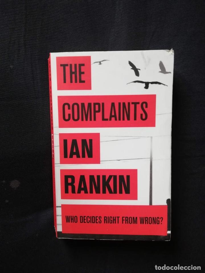 THE COMPLAINTS - IAN RANKIN (ENGLISH) (Libros de Segunda Mano - Otros Idiomas)