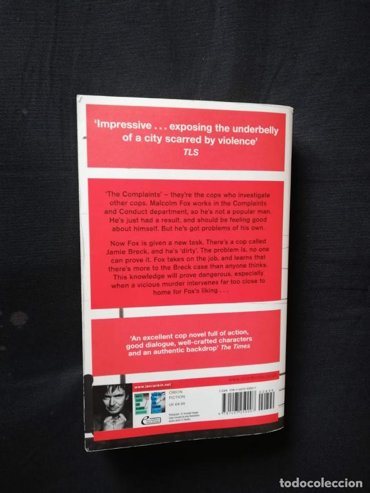 Libros de segunda mano: THE COMPLAINTS - IAN RANKIN (English) - Foto 2 - 205403553