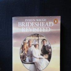 Libros de segunda mano: BRIDESHEAD REVISITED - EVELYN WAUGH (ENGLISH). Lote 205404037