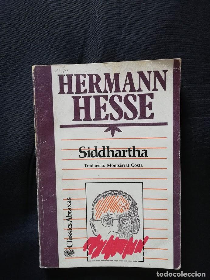 SIDDHARTHA - HERMANN HESSE (EN CATALÁN) (Libros de Segunda Mano - Otros Idiomas)