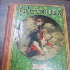 Libros de segunda mano: CHATTERBOX. LONDON. 1918.. Lote 206209618