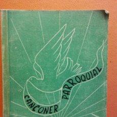 Libros de segunda mano: CANÇONER PARROQUIAL. MN ANDREU RAMIREZ. SEMINARI CONCILIAR DE VICH. Lote 206893527