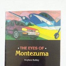Libros de segunda mano: THE EYES OF MONTEZUMA. RABLEY STEPHEN. - TDK187. Lote 206903360