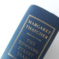 Libros de segunda mano: MARGARET THATCHER- THE DOWNING STREET YEARS/ HARPER COLLINS PUBLISHERS 1993. Lote 207035315