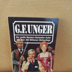 Libros de segunda mano: ERNEST, DER SPIELER. G F UNGER. Lote 207124282