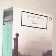 Libros de segunda mano: JAMES JOYCE - ULYSSES (PENGUIN). Lote 207160088