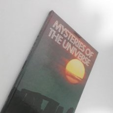 Libros de segunda mano: MYSTERIES OF THE UNIVERSE/ RICHARD CAVENDISH/ FIRST PUBLISHED 1981. Lote 207773811