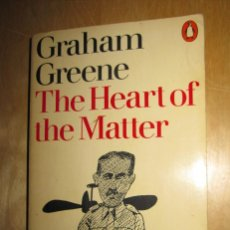 Libros de segunda mano: THE HEART OF THE MATTER. GRAHAM GREENE. Lote 207810261
