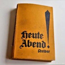 Libros de segunda mano: 1948 LIBRO ESTA NOCHE. Lote 207889660