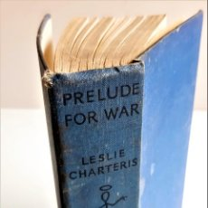 Libros de segunda mano: 1939 LIBRO PRELUDIO A LA GUERRA. Lote 207890012