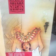 Libros de segunda mano: THE FIREBOY - STEPHEN RABLEY - EN INGLES TOTALMENTE - ED. LONGMAN. Lote 207997527
