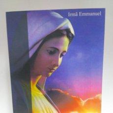 Libros de segunda mano: MEDJUGORJE, O TRIUNFO DO CORAÇÂO, IRMÂ EMMANUEL. (PORTUGUÉS) 9789728941437. Lote 208770662