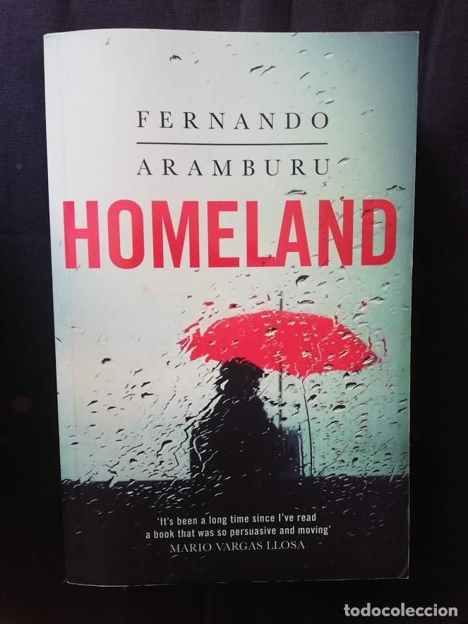 HOMELAND - FERNANDO ARAMBURU - ENGLISH - (PATRIA EN INGLÉS) (Libros de Segunda Mano - Otros Idiomas)