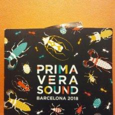 Livros em segunda mão: PRIMAVERA SOUND. BARCELONA 2018.. Lote 209205108