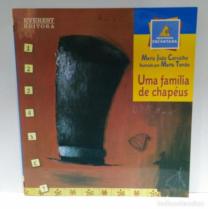 UMA FAMÍLIA DE CHAPÉUS, MARIA JOÂO CARVALHO, EVEREST (PORTUGUÉS) 9789727508549 (Libros de Segunda Mano - Otros Idiomas)