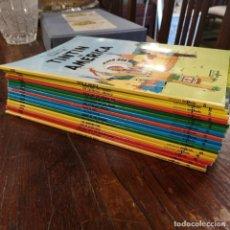 Libros de segunda mano: THE ADVENTURES OF TINTIN. Lote 210543056